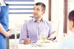 Игнорирование просьбы клиента