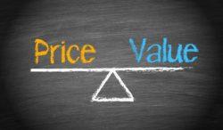 Важность цены товара