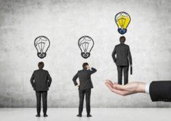 Лидерство и обслуживание
