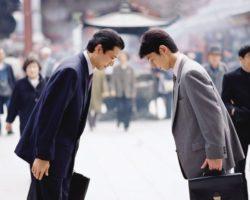 Вежливость японцев