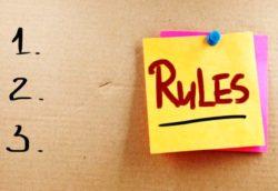 Как избавится от множества правил?
