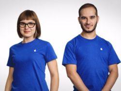 Подбор персонала в Apple Store